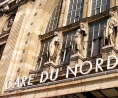 moto taxi Gare du Nord