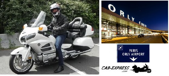 Taxis Motos Orly Ouest Cab-Express